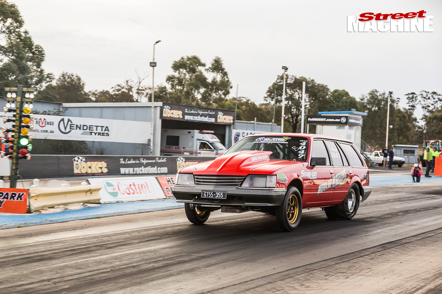 Holden -Powered -Nationals -Drag -6462