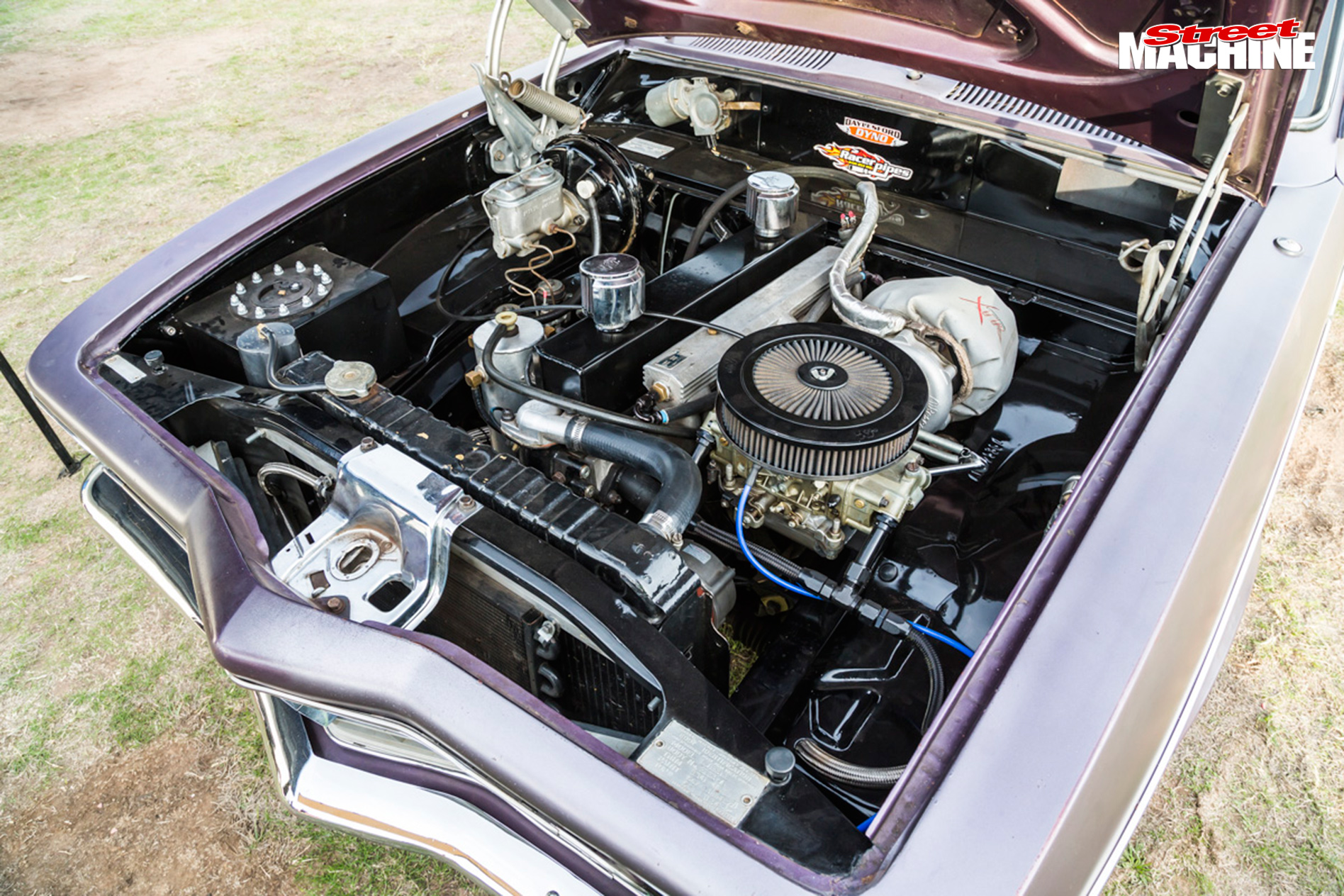 Unsafe -torana -engine -bay -1422