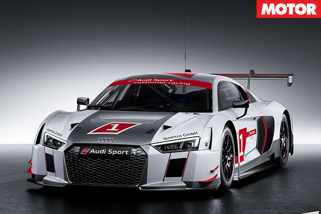 Audi R8 V10 Plus Selection 24h Revealed