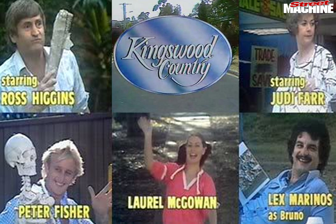 Kingswood -country