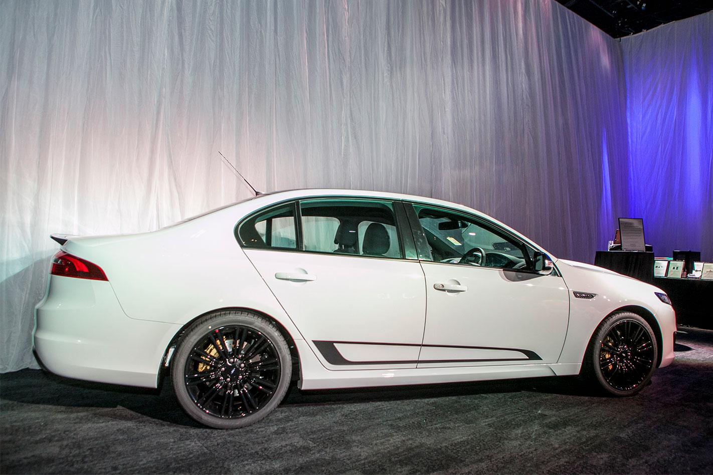 Ford -Falcon -XR8-Sprint -charity -rear