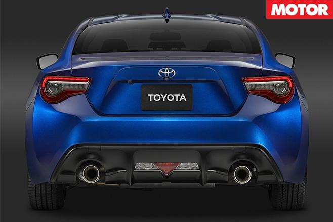 Toyota -86-back
