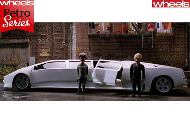 Lamborghini -Diablo -Stretch