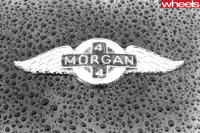 Morgan -badge
