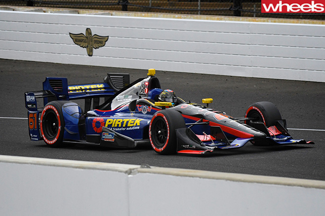 Murray -Indycar -race