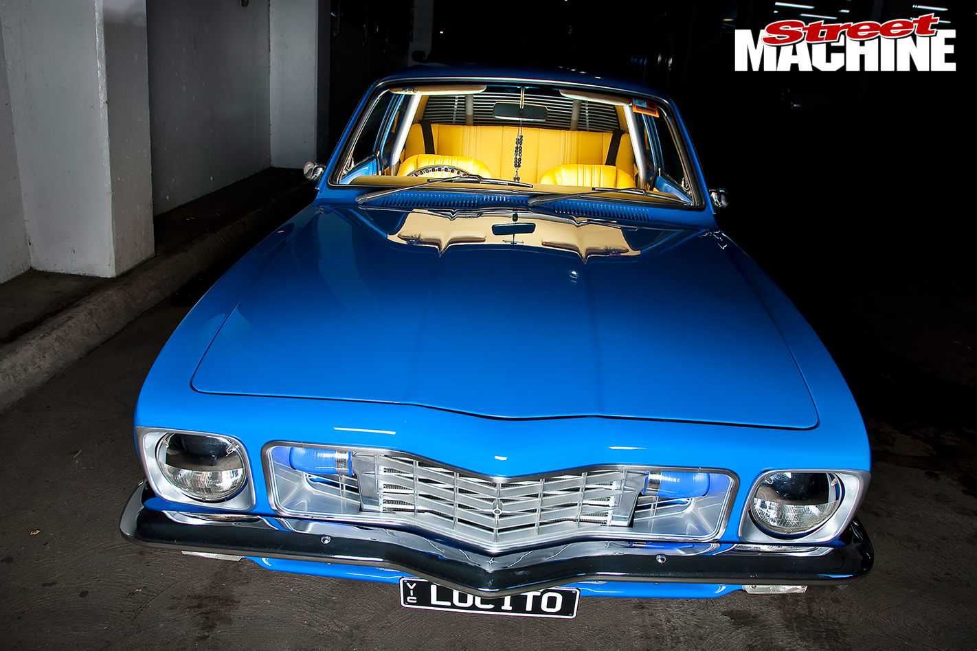 Holden -LJ-Torana -Coupe -front