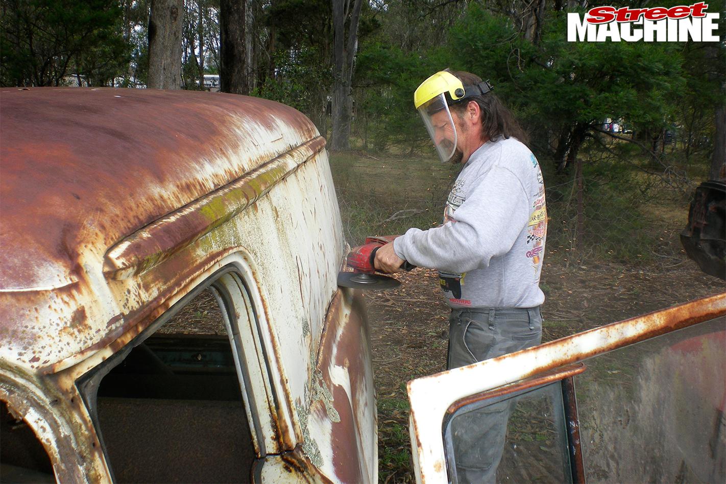 Holden -FB-van -chopped