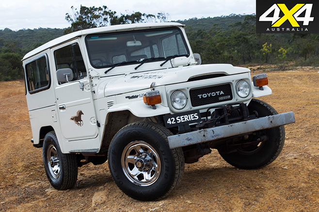 Toyota FJ42 series