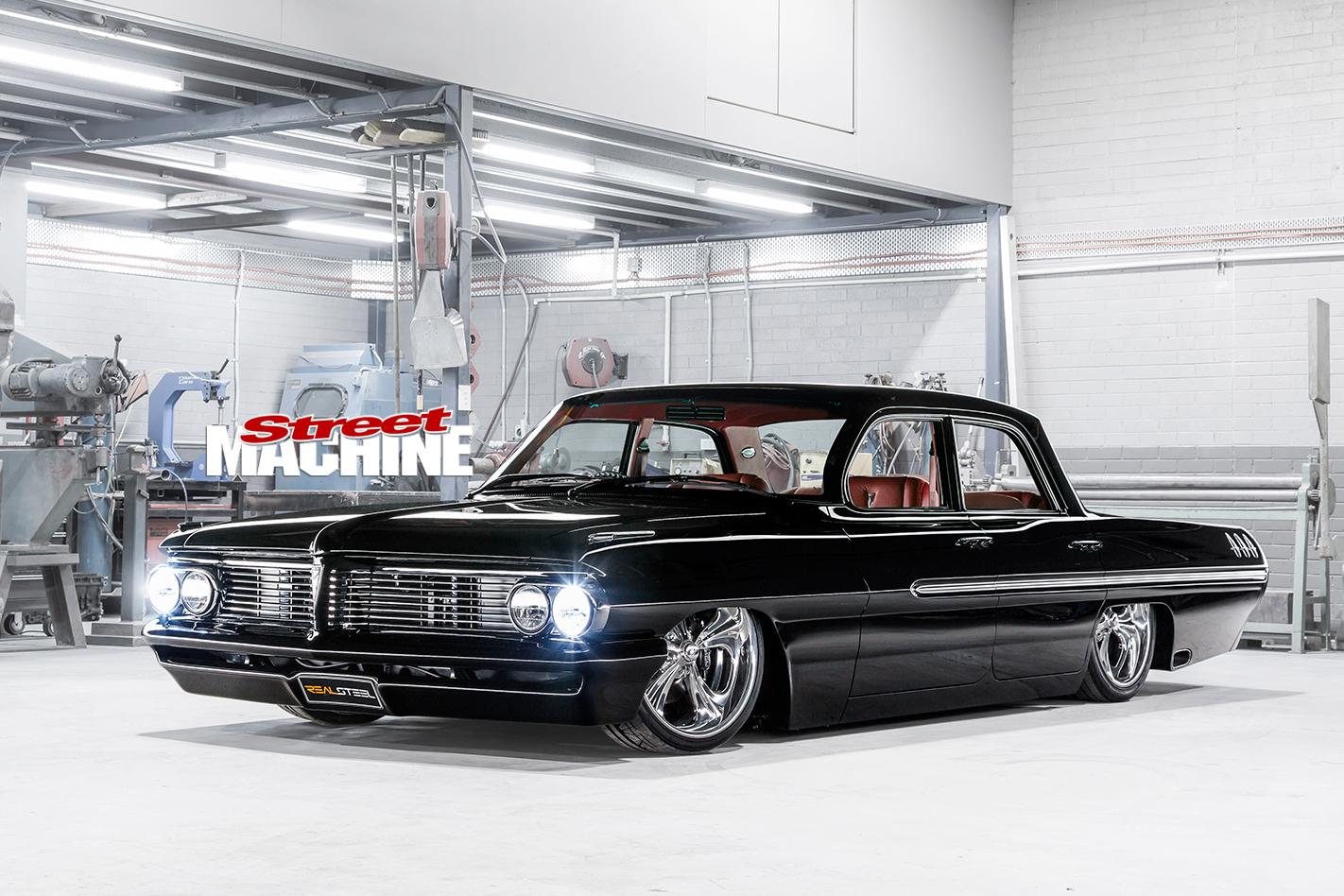 Street Machine June 2016 1950s Pontiac Laurentian