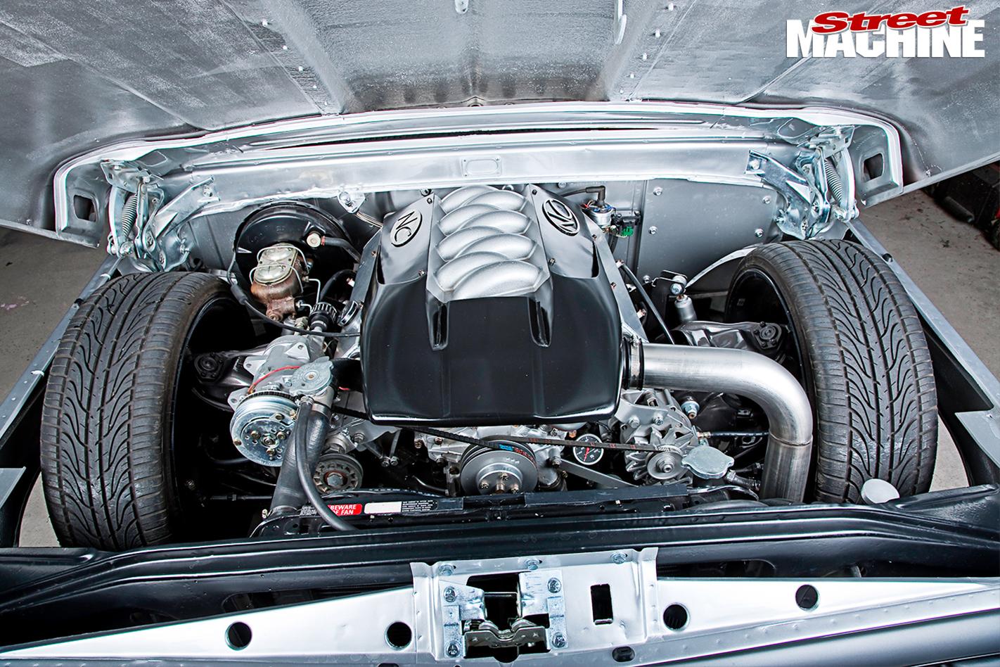 Ford -F100-underneath