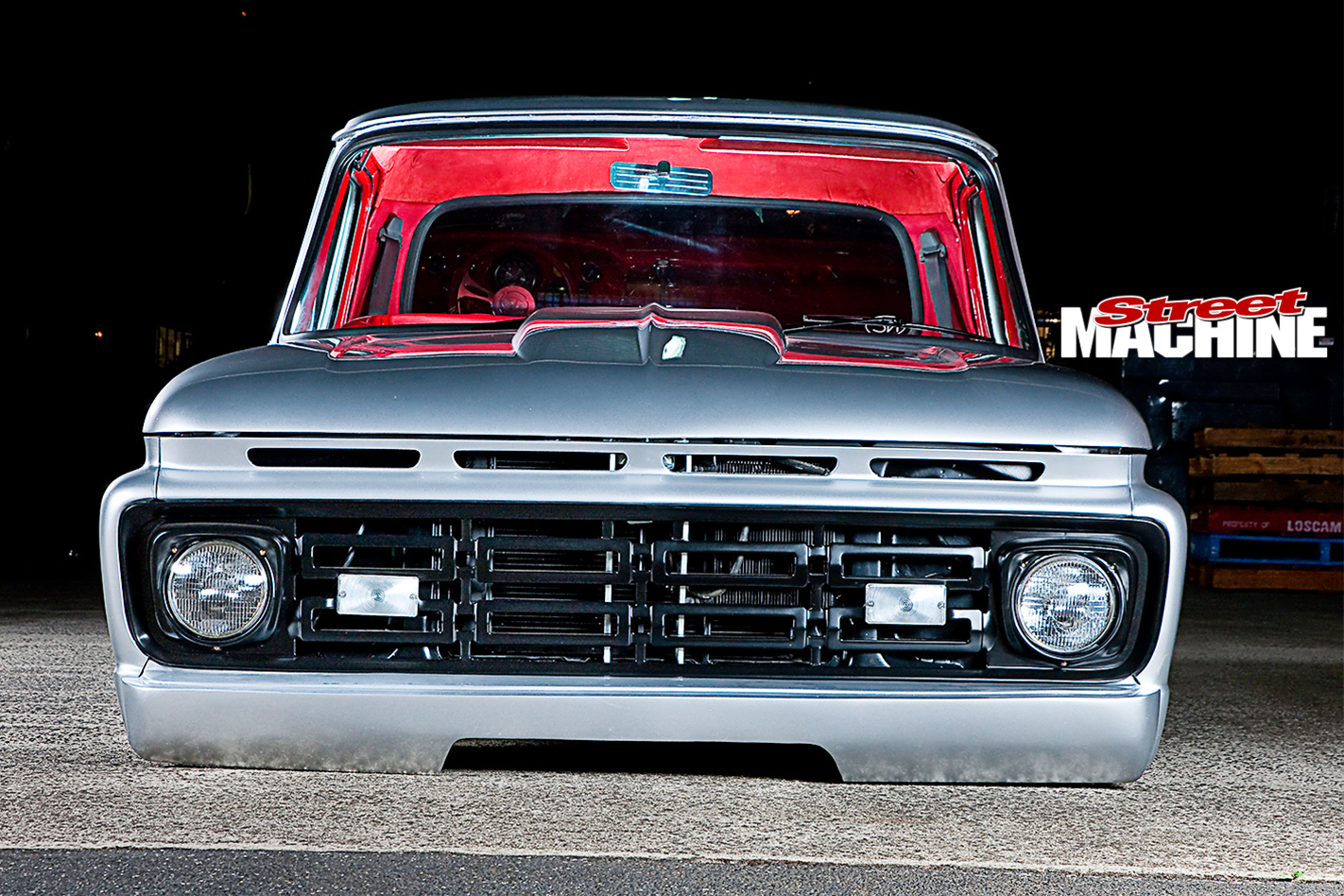 Ford -F100-front