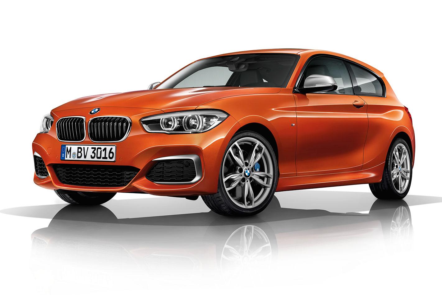 BMW-M135i -revealed