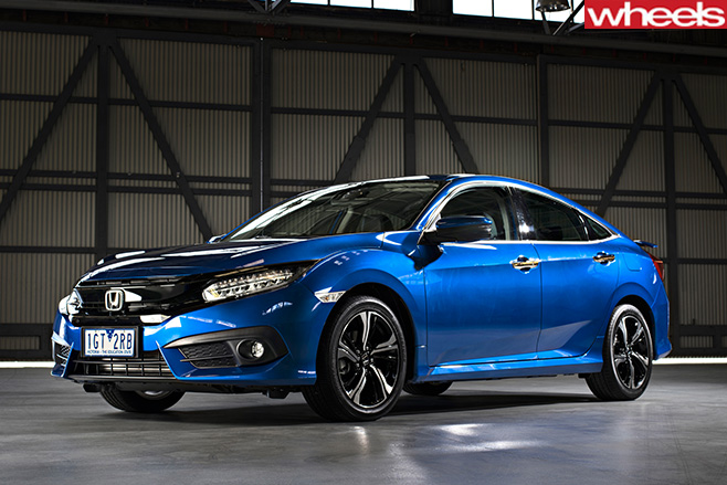 Honda -Civic -RS-front -s