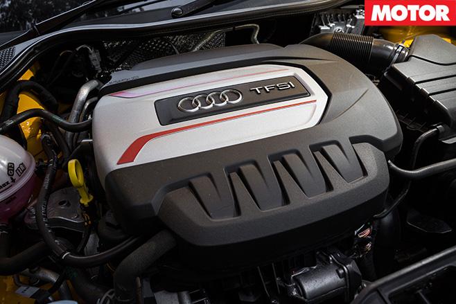 Audi S1 engine