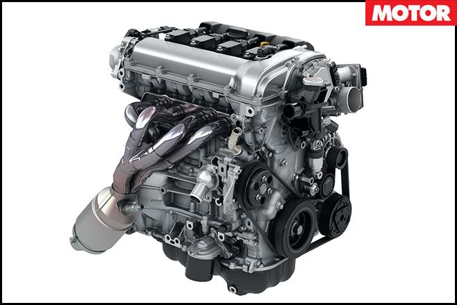 Skyactiv engine 2