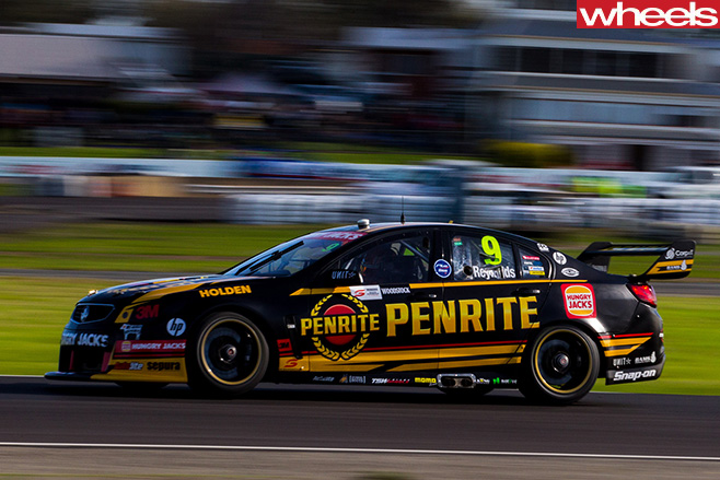 Reynolds -Penrite -V8-Supercars -side-