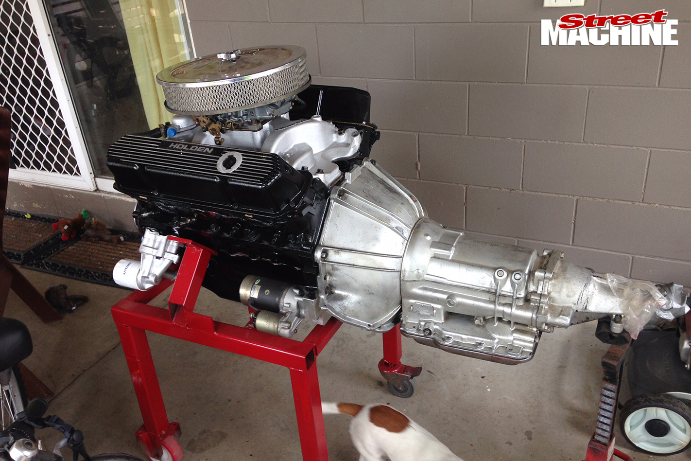 Holden -VK-engine