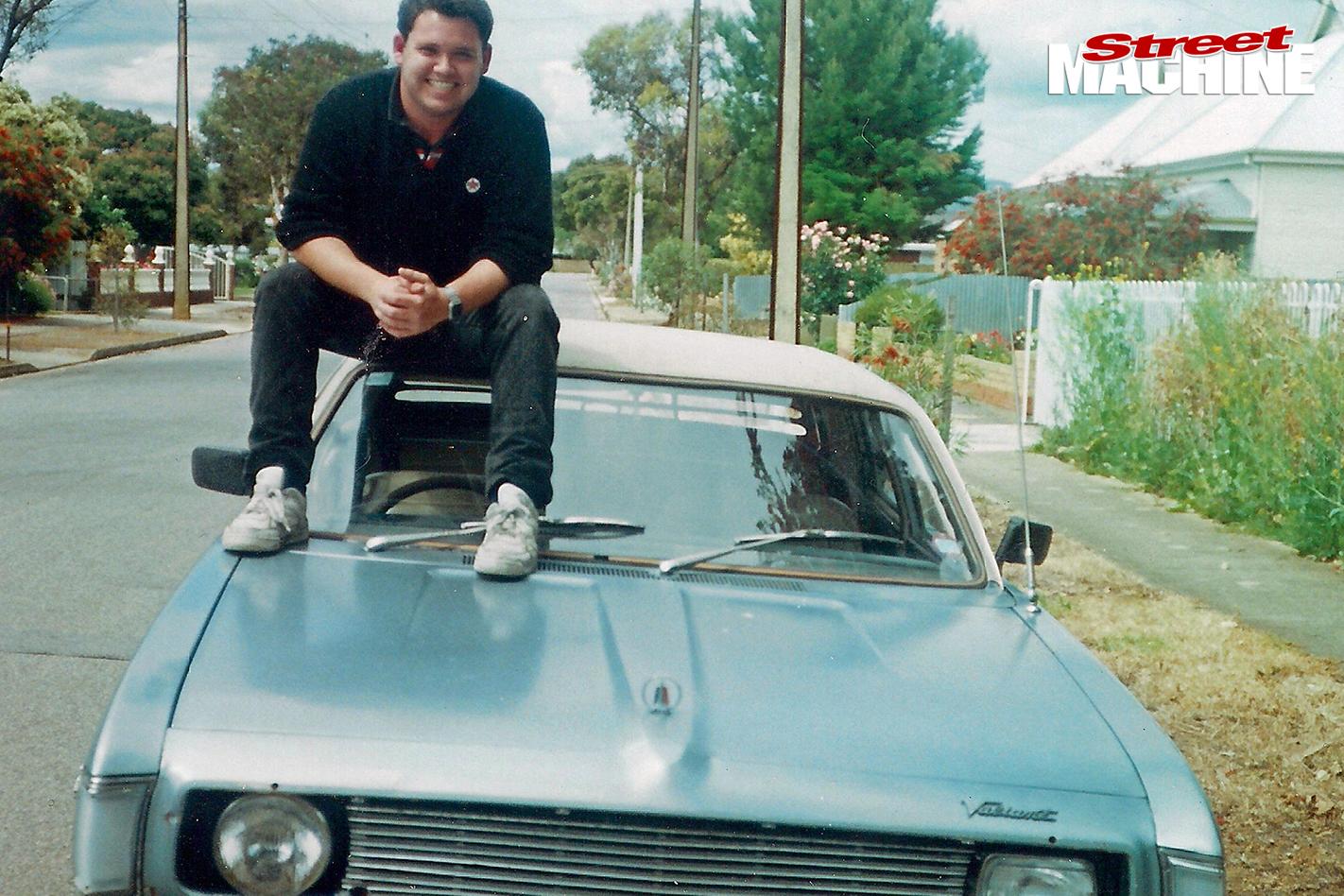 4-Paul -Cronin -Chrysler -VH-Valiant -Ranger