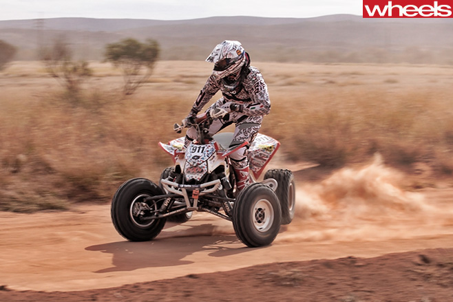 ATV-participating -in -Finke -Desert -Race