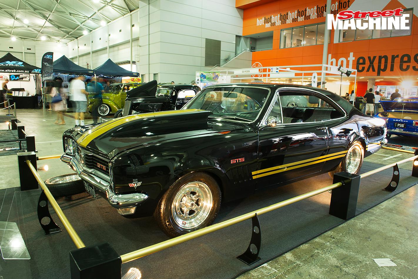 HT Holden Monaro 3037