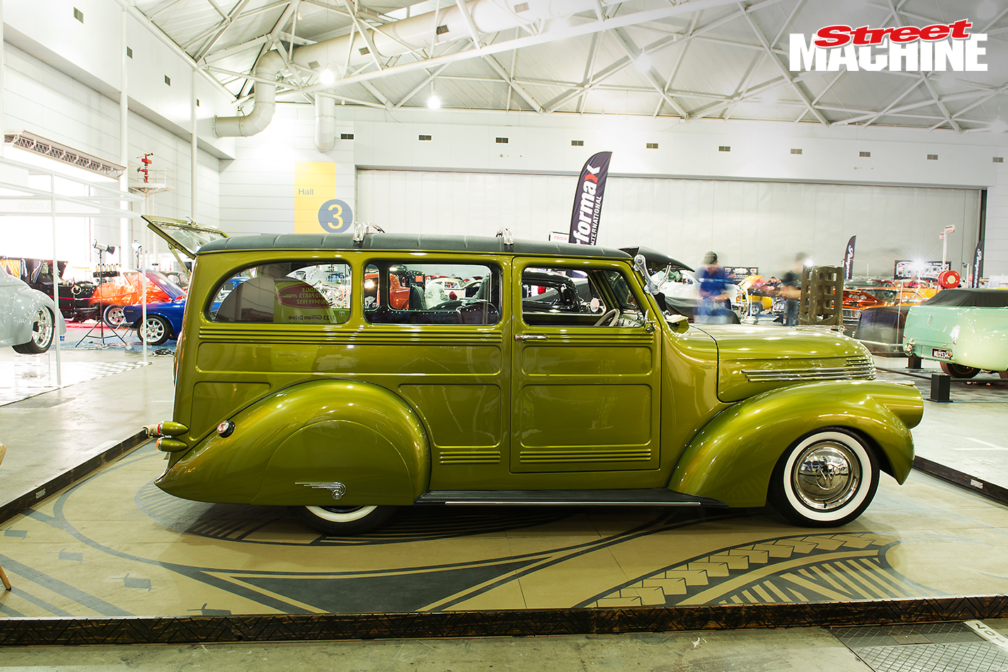 Queensland Hot Rod Show 2748
