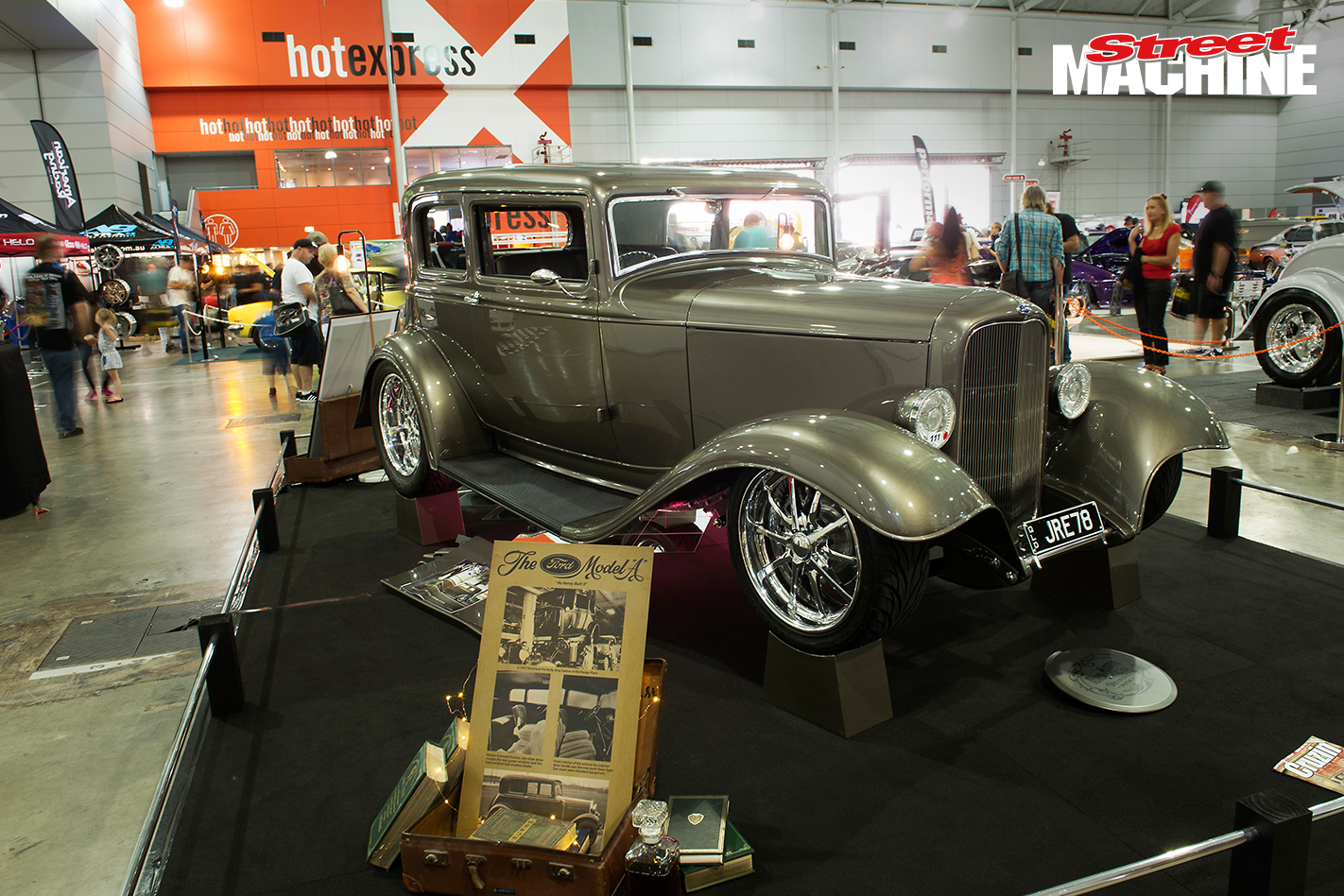 Queensland Hot Rod Show 3094