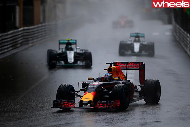 Daniel -Ricciardo -Monaco -F1-Grand -Prix -racing