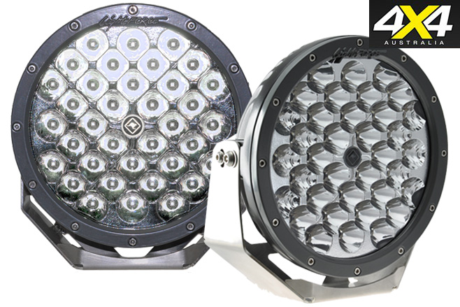 Lightforce LED215 globes