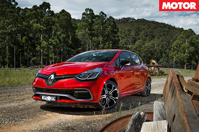 Renault Sport Clio Trophy wheels
