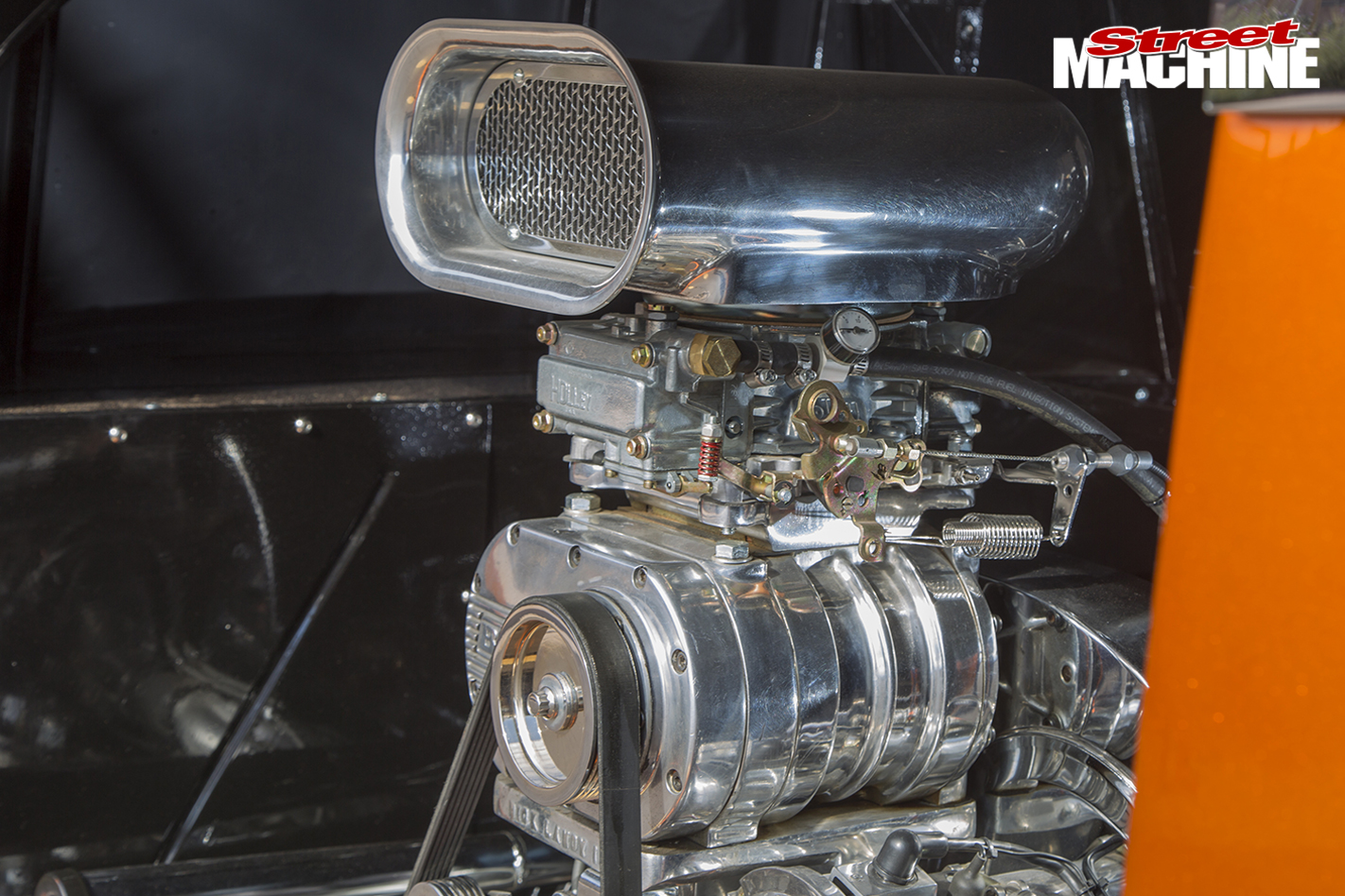 VW-Kombi -blower