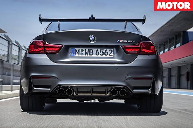 BMW-M4-GTS-rear