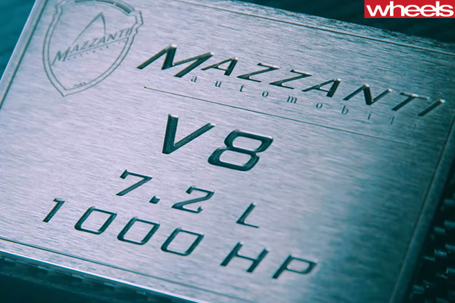 Mazzanti -badge