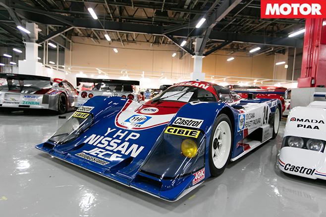 Nissan R88C