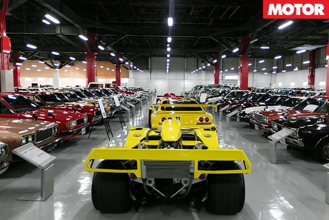 Nissan -zama -museum