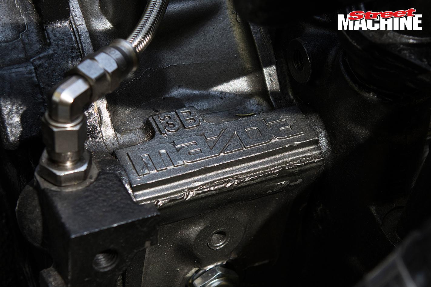 Mazda 808 Wagon 13B 2
