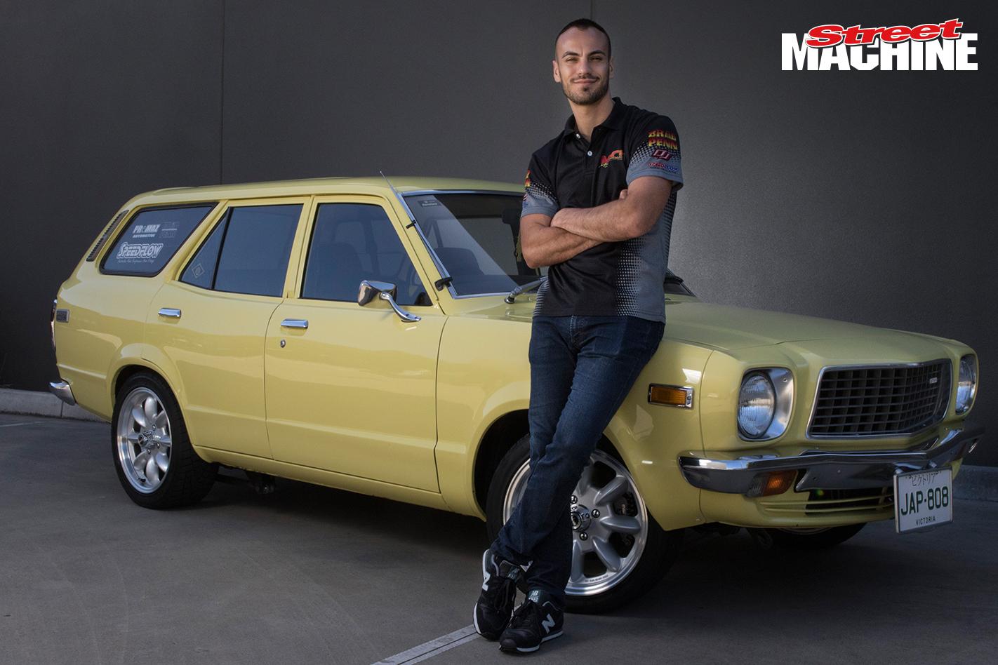 Mazda 808 Wagon 13B 5 Nw