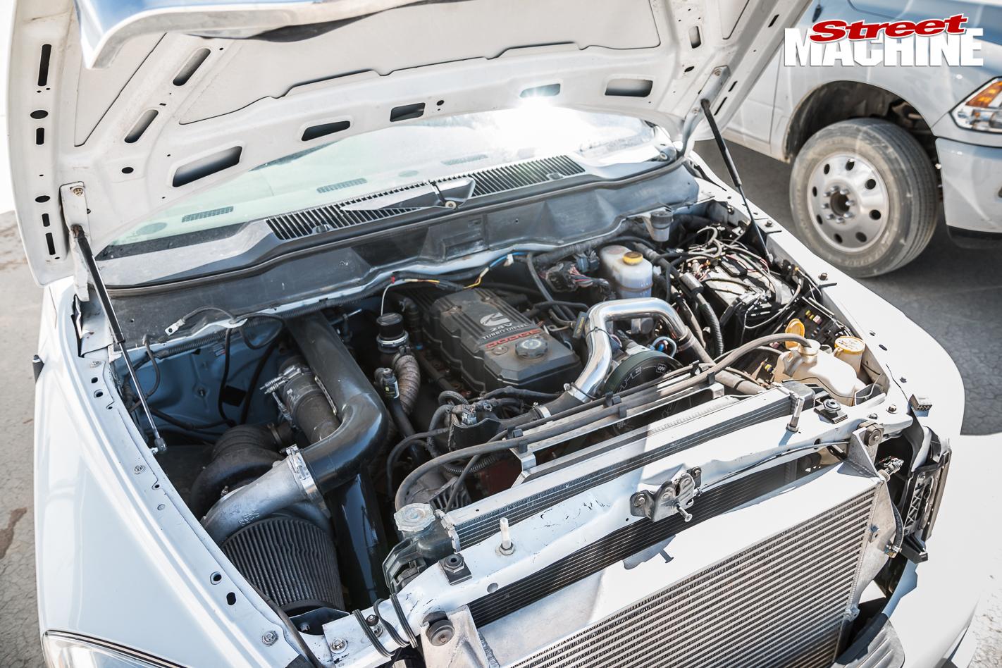 Dodge -Ram -El -Mirage -Salty -Box -Racing -engine -0461