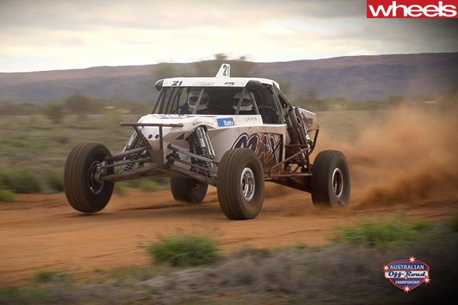Finke -Desert -Race