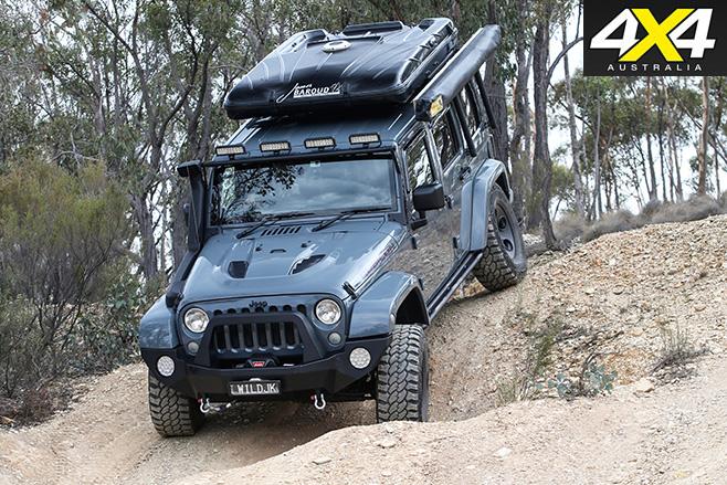Custom 4x4 Jeep Jk Wrangler Rubicon