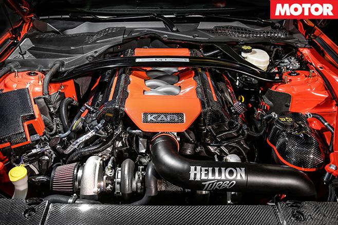 KAR engine