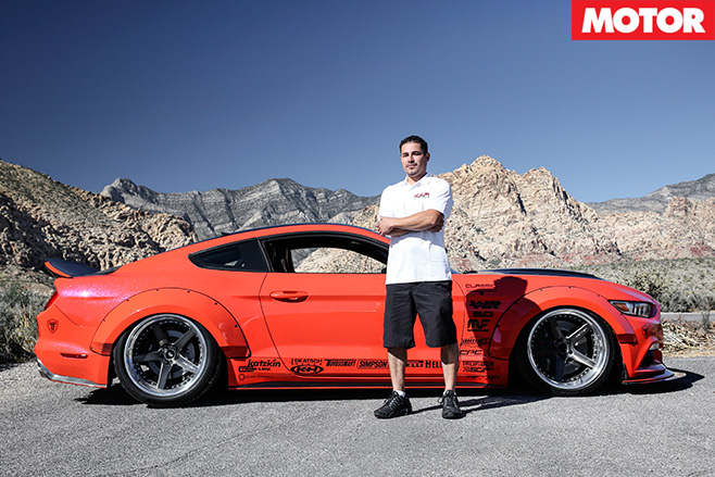 KAR Motorsports GT side