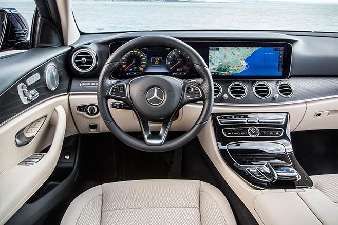 Mercedes -Benz -E-Class -interior