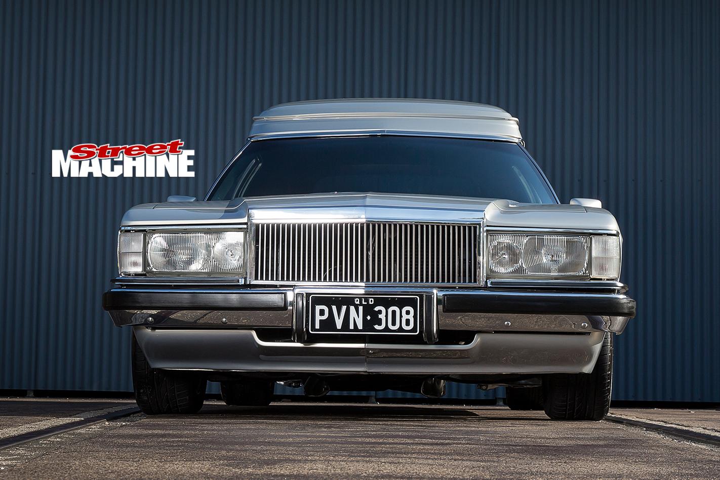 Holden -HX-Sandman -front -view
