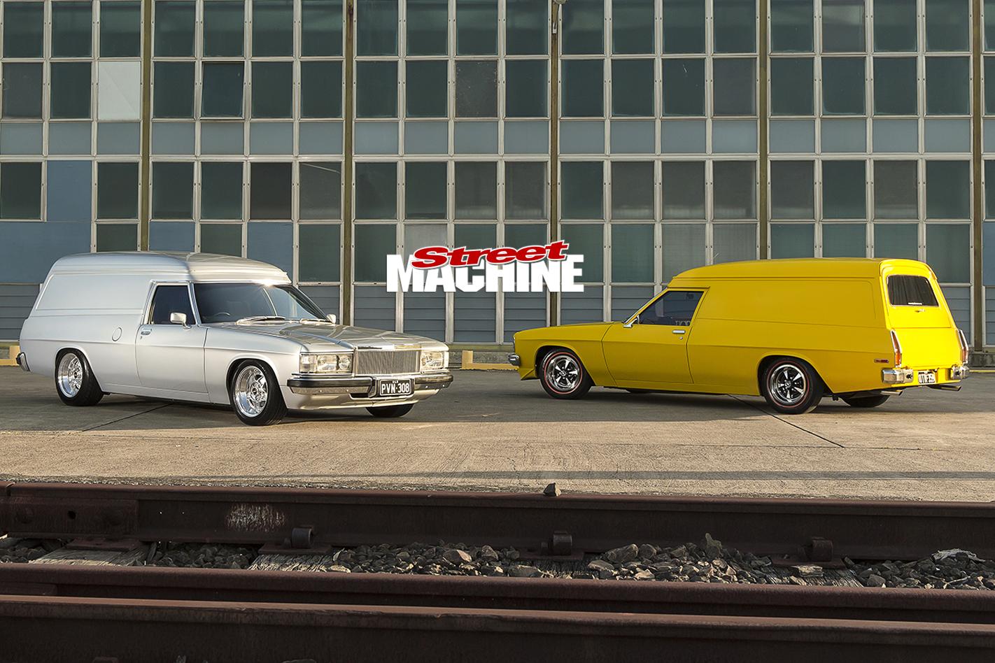 Holden -vans
