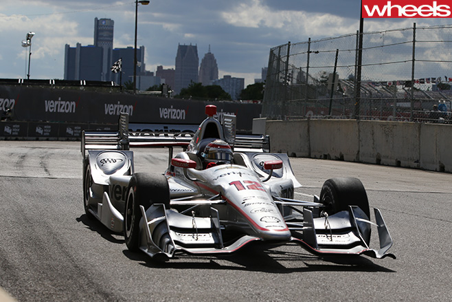Indycar -power -racing
