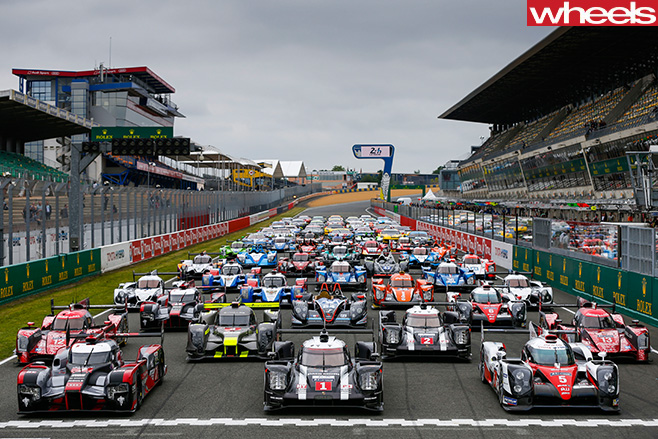 Le -Mans -24-hour -race -cars