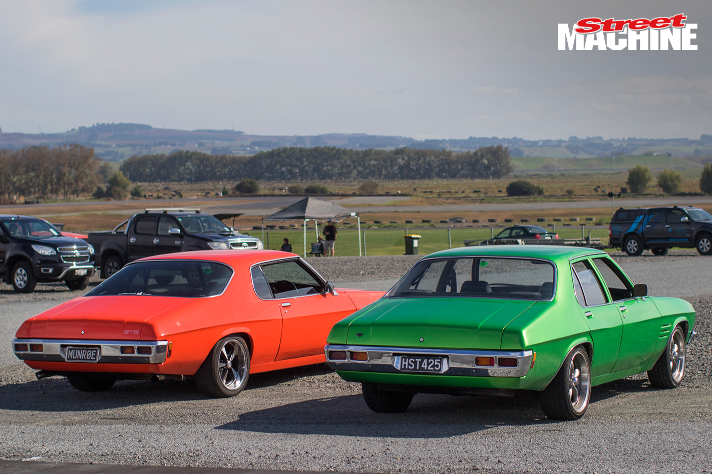 HQ Holden Monaro