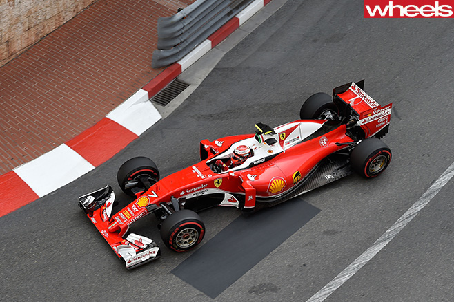 Ferrari -F1-Top