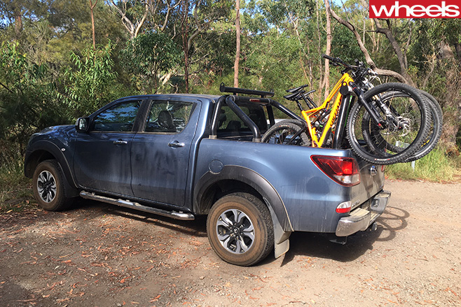 Mazda -BT-50-ute -tray