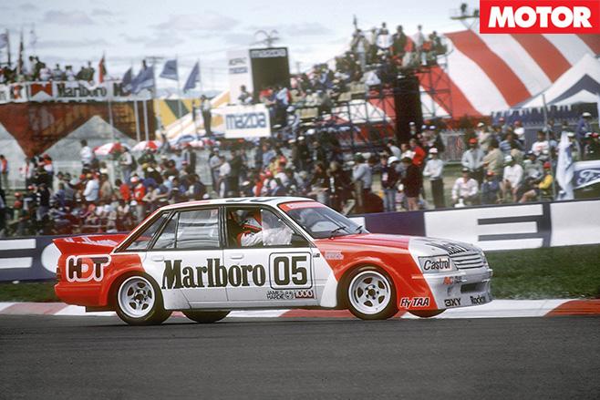 1986 Holden VK grice bathurst